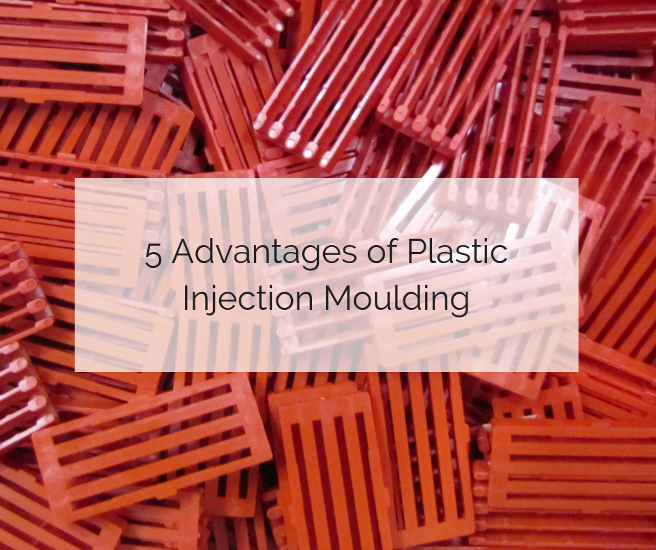 5 Advantages Of Plastic Injection Moulding